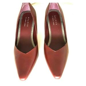 Axcess Shoes - Axcess Poker Red Heels Size 7.5
