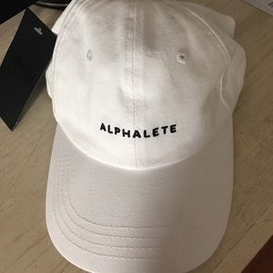 alphalete Other - Alphalete dad hat