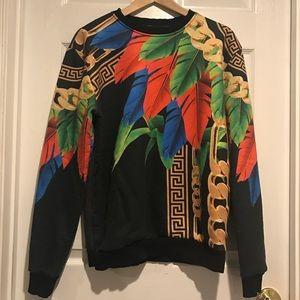 Boohoo Other - Tropical Sweatshirt