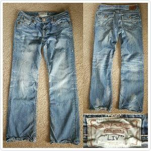 Big Star Denim - Big Star Jeans 'LIV' Slim Boot Cut 30X31.5