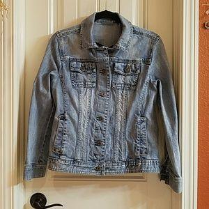 Chicos Denim Jacket