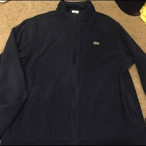 Lacoste Sweater - Dark Blue