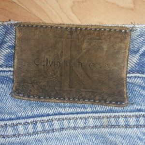 Calvin Klein Jeans Other - Calvin Klein vintage distressed jeans