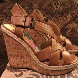 4290605b435 Limelight Shoes - Limelight Wedges - Size 6