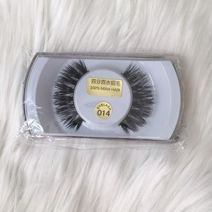 Other - Mink Hair Full Strip Lashes. One Pair