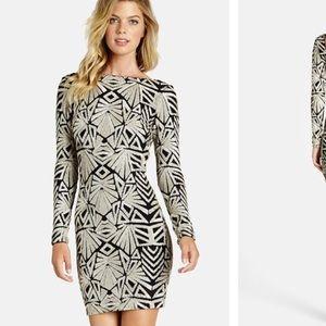 Dress the Population Dresses & Skirts - Dress The Population Long Sleeve Lola Body-Con