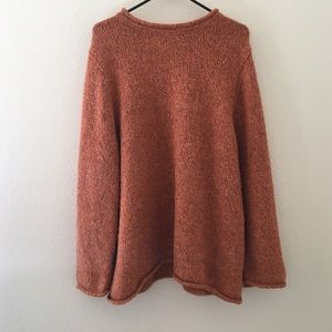 Vintage Sweaters - • Oversized Sweater