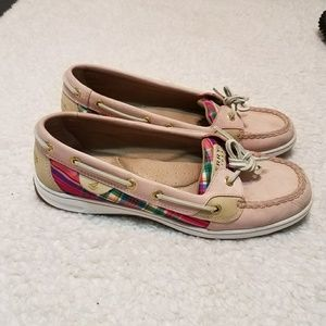 Sperry Top-Sider Shoes - Sperry Top-Sider Plaid Womens Shoes