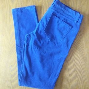 jcpenney Pants - JCP | Feirce Blue Courderoy Skinny Pants