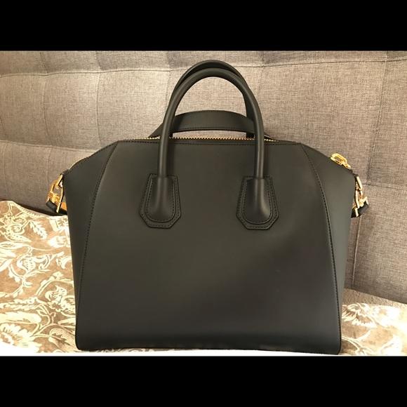 Givenchy Handbags - Givenchy Antigona Rubber Satchel Medium 1f40fcbebb44a