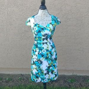 Alex Marie Dresses & Skirts - Alex Marie floral midi dress
