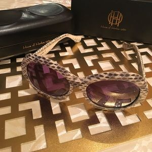 House of Harlow 1960 Accessories - House of Harlow Rachel Snake Sunglasses