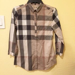 Burberry Tops - 🎉 Authentic Burberry Shirt 🎉