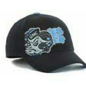 Top of the World Other - North Carolina Tar Heels NCAA TOW Stretch Fitted H