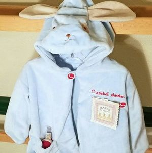 Bunnies by the Bay Other - Bunnies By The Bay Chaseball Blue Jacket Hooded