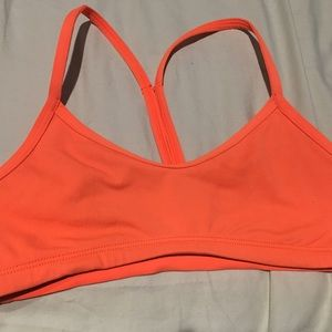 Jolyn Clothing Other - SUNKIST ORANGE Jolyn Fixed-back Top