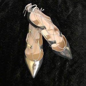 Loeffler Randall Shoes - Loeffler Randall Ambra Lace-Up Ballerina  Flats