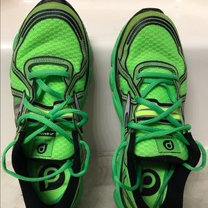 Brooks Other - Brooks Boy Pure Flow Lime Green Running shoe