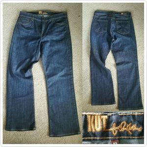 Kut from the Kloth Denim - Kut from the Kloth Small Boot Cut 12X30