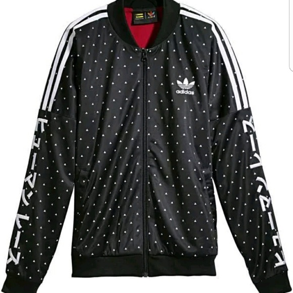 Women's adidas Pharrell Williams HU Jacket NWT