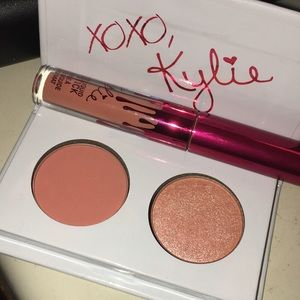 Kylie Cosmetics Other - Kylie Cosmetics LE Valentine mini kit