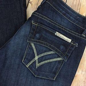 William Rast Denim - William Rast Jeans Belle Flare 25 x 32 Flap Pocket