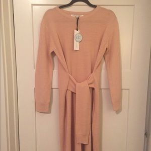 English Factory Sweater Dress