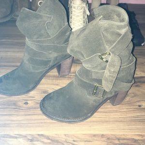 Jeffrey Campbell Shoes - Jeffrey Campbell France Boot aso Jessie Decker