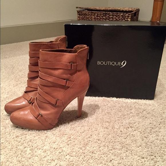 Shoes   Boutique 9 Ankle Boots