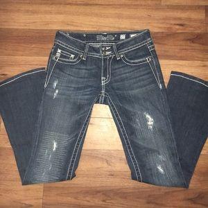 Miss Me Denim - Miss Me jeans Size 27 bootcut