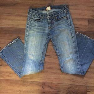 Lucky Brand Denim - Lucky Brand Zoe jeans size 4/27 short inseam