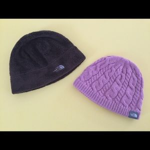 The North Face Accessories - Lot of 2 The North Face hats one size
