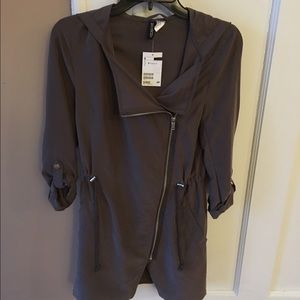 H&M Tops - Grey top from H&M NWT