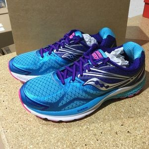 Saucony Shoes - Saucony Ride 9 Running Sneakers