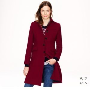Double cloth metro coat with Thinsulate