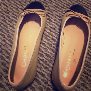 CHANEL Shoes - Chanel ballet flats