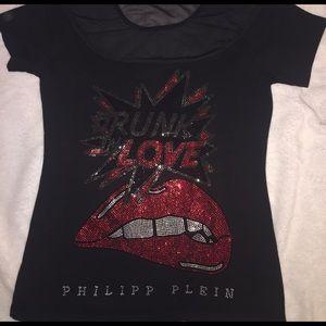 Philipp Plein Tops - philipp Plein t-shirt