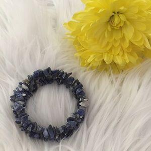 Anthropologie Jewelry - Little Rocks Bracelet