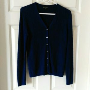 Brooks Brothers Sweaters - Silk and Cashmere blend Brooks Brothers cardigan