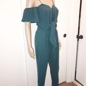 Storee -Nordstrom Other - One piece spaghetti strap jumpsuit romper med xs