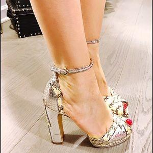 Miu Miu Shoes - MIU MIU Chunky Heels 37.5
