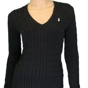 Ralph Lauren Sweaters - Women's Ralph Lauren Sport V-Neck Sweater