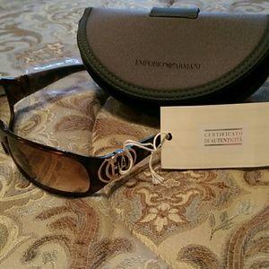 Emporio Armani Accessories - Women's Emporio Armani Sunglasses
