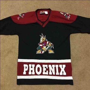 11 By Boris Bidjan Saberi Other - Coyotes throwback jersey