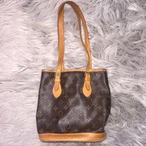 Louis Vuitton Handbags - 💥FINAL SALE-LAST CHANCE!LV Monogram PM Bucket Bag