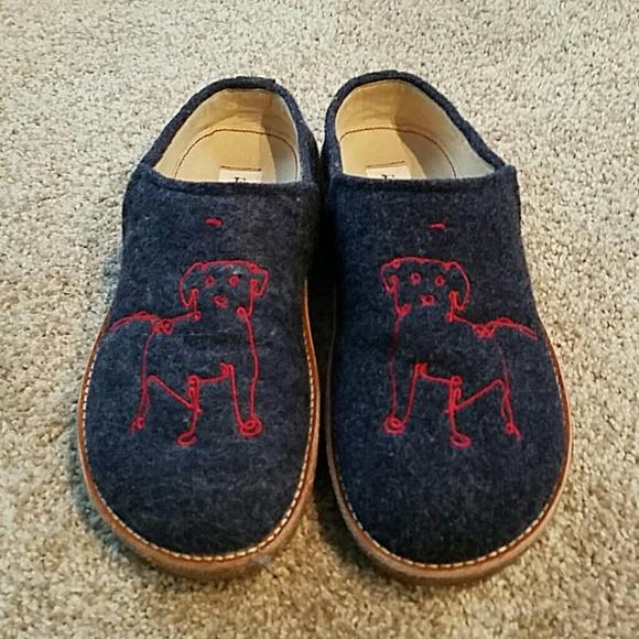 Ed Ellen Degeneres Shoes Wool Clogs Poshmark