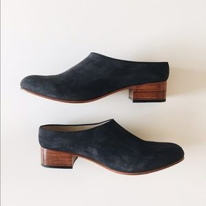 Nisolo Shoes - Nisolo Sofia Slip on - Indigo