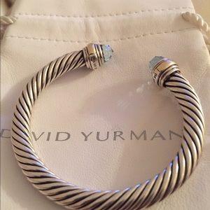 David Yurman 7mm bracelet