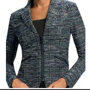 🎉Final Price🎉CAbi Stitched Detail Zip Blazer 723