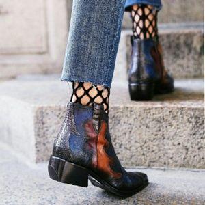 Accessories - Black Fishnet Socks